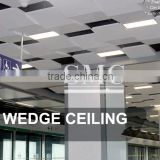 Wedge Ceiling