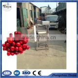 Easy Operation Apricot Peach Haw Jujube Cherry Olives Plums Apples Seed Removing Pitting Machine