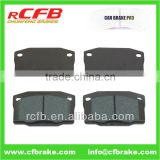 CAR PART BRAKE PAD FOR DAEWOO ARANOS,CIELO,ESPERO,LANOS,NEXIA,RACER