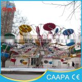 [CHANGDA]2015 funfair amusement outdoor double flying chair rides
