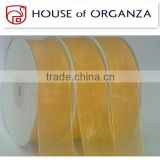 Polyester/Nylon Organza Ribbon Roll