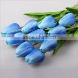New high quality nature touch Artificial Flowers Home Decoration Wholesale Garden Decoration Cheap China single Tulip