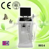 Guangzhou Hot And Popular Dispel Pouch Oxygen Facial Jet Beauty Machine Oxygen Machine For Skin Care