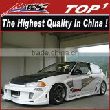 Body kits for HONDA-92-95-CIVIC-2.3DR-Style K