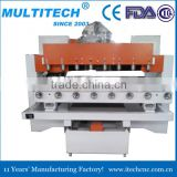 Jinan hot sale low price multi-head woodworking cnc router