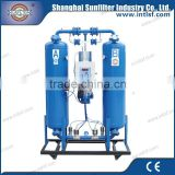 Drum heat regenerative desiccant adsorption air dryer