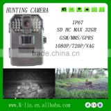 Infrared Thermal Imaging Camera For Ghost Hunting,Hunting Camera For Sale HD Video 1080P Trail Camera