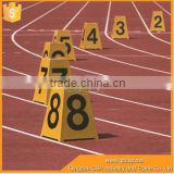 Cheap 400m rubber flooring for running track surface
