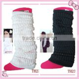 womnes crochet knit boot socks fashion wholesale hot selling popular hot girls leg warmers winter socks