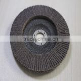 7 inch Sharp Flap Disc wheel Calcined produced by automatic machines