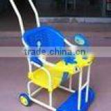 Mould for plastic handcart for baby