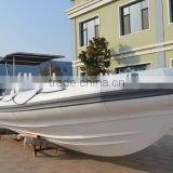 large inflatable high speed boat hypalon rib boat