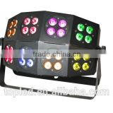 High brightness led stage light 110W LED effect light 32*3W RGB LED Blinder light for party use