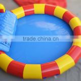 Top quality inflatable pool slides for inground pools
