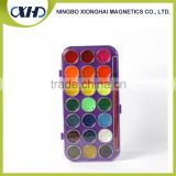 Wholesale in china plastic palette watercolor paint