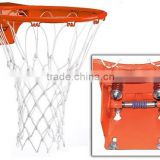 lanxin best price basketball ring basketball hoop adjustable basketball stand with breakaway rim
