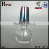 5ml personal care ball shaped empty nail polish remover bottle