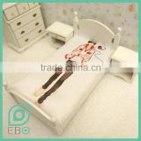 fitted sheet home textile fabrics boho home decor Anime bed sheets Ye Xiu custom made Heat transfer digital logo print