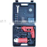 tool kit BMC impact drill angle grinder