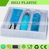Blister plastic Acrylic divided cosmetic or gift inner tray alibabafr