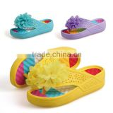 Summer holiday slippers EVA slipper girls nude beach slippers