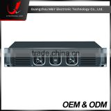DC2-200W Pro 2U Power Amplifier/ U2 Audio Sound Equipment