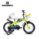 Hongjin 14'' Kid's Boys Cruiser Bikes with Training Wheels