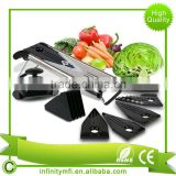 Premium Mandoline Slicer Vegetable Chopper - Vegetable Cutter - French Fry Cutter - Potato Slicer - Julienne Carrots