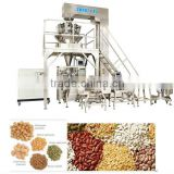 2015 SW-PL1 Automatic weighing and packaging line for candy,seed,jelly,fries,coffee,peanut,nut,biscuit,chocolate,pet food