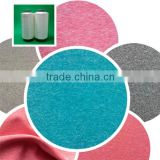 cationic disperse yarn / heather effect yarn / melange effect yarn                                                                         Quality Choice