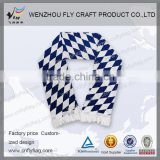 Bottom price latest warm baby football fan scarf