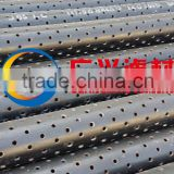 oilfield equipment Factory supplier spiral welded Perforated liner/drilled hole liner oil equipment