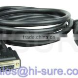 DB25P Female to 38P cable for mercedes benz