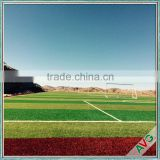 AVG Manufacture High Quality Diamond Shape Artificial Football Pitch Fields UK In The Grass