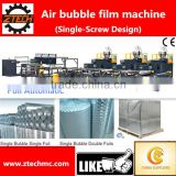 PE Bubble Wrap Film Making Machine / air bubble wrap film making machine