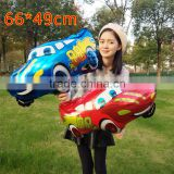 1pc 66*49cm Car Balloons Foil Balloons Children Gift Birthday/Party/Wedding Decoration Cartoon Foil Balloons