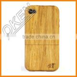 2016 Mobile Cell phone cases Imported beech, imported walnut Material and No Charger phone stand bamboo case
