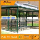 optical grade polycarbonate guangdong municipal engineering clear plastic wall protection