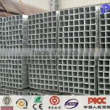rectangular/square steel pipe/hollow section galvanized/black annealing steel square tube