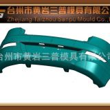 Plastic injection mold for automotive bumper mold,five drops hot runner,competitive price & high quality,long life