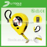 Factory price 5m abs case measure tape steel measure tape precision tape measure