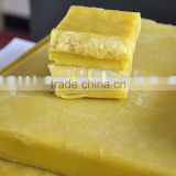 natural refined yellow beeswax/ beeswax for candle
