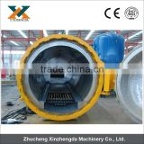 Customized Industrial Aerospace Material Application Reacting Autoclave with High Efficiency