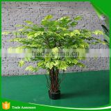 indoor or outdoor decoration artificial plant banyan tree