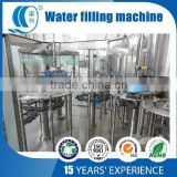 Small Capacity Water Filling Machine