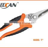 High carbon steel grape pruning garden shears