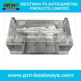 injection plastic mold design for plastic part and enclosure with high quality