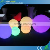 Solar Powered Decoration Garden Balls Light with RGB 16 Colors Static or Chaning