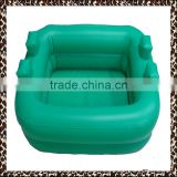 safty inflatable dog pool plastic pet bathtub tube doggy bath tub