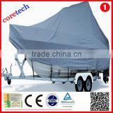 Hot High quality Light Fastness 210d polyester lightweight boat cover factory